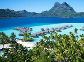 Bora Bora Pearl Beach Resort & Spa, Полинезия