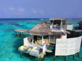 Six Senses Laamu, Maльдивские острова